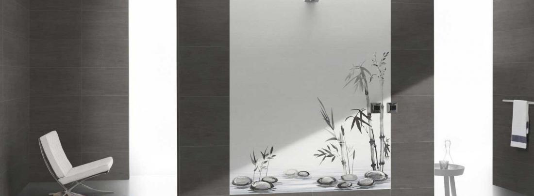 Faianta decor cu bambus gama Intense
