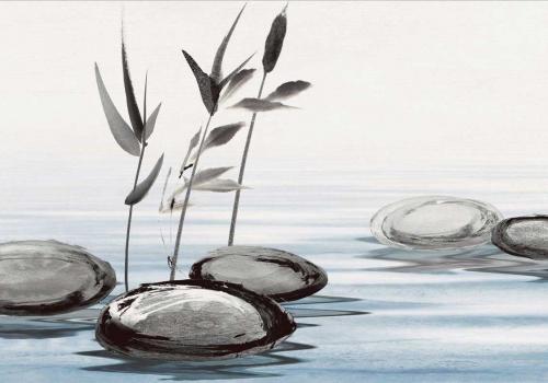 faianta decorativa, faianta cu bambus, faianta baie, faianta portelanata,