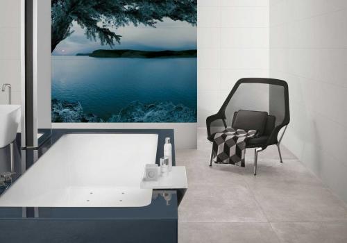 faianta cu peisaje, faianta pentru baie