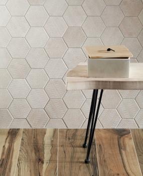 Mozaic-hexagon-Sfumato-Tubadzin