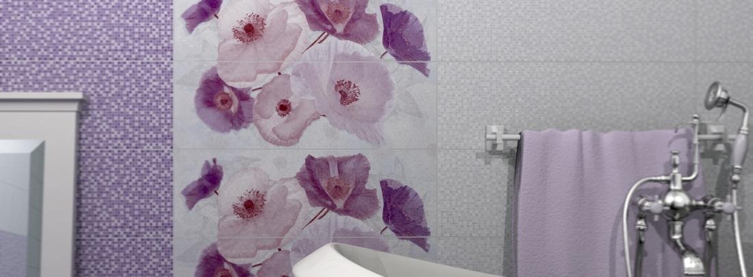 Gresie si faianta portelanata cu aspect de mozaic gama MOSAICO