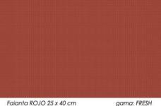 Faianta-rosie-FRESH-ROJO-25x40-cm
