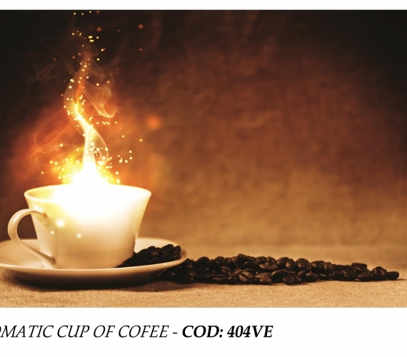 Fototapet-ceasca-cafea-AROMATIC-CUP-OF-COFFE-cod-404VE