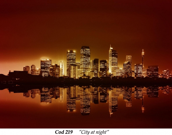 fototapet-rosu-peisaj-oras-noaptea-city-at-night-cod-219