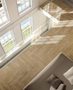 GOLDEN - Gresie calitatea A imitatie parchet lemn  gama KAURI