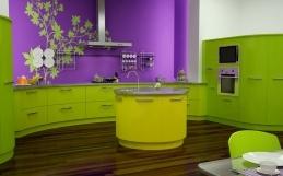 Cromatica in bucatarie