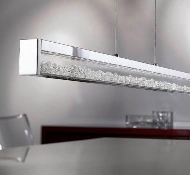 Lampa cu cristale pentru dining CARDITO 90929 productie EGLO AUSTRIA