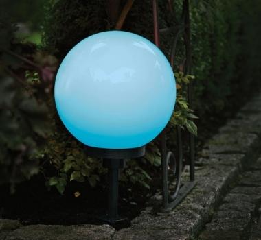 Lampa rotunda lumina exterioara curte si gradina 89582 TERRALUNA  - BLISS ART DESIGN -