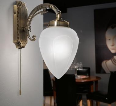 Lampa vintage perete IMPERIAL 82744 productie EGLO AUSTRIA