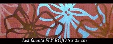 list-decor-rosu-faianta-fly-rojo-5x25cm-gama-fresh-bliss-art