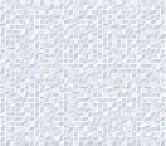 MOSAICO CELESTE 20X60CM faianta bleu cu aspect de mozaic