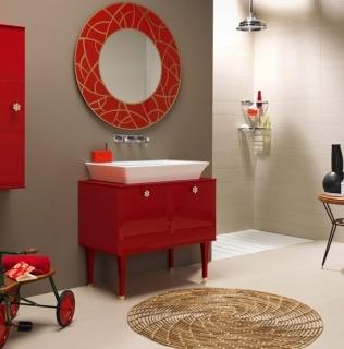 Mobilier si obiecte sanitare pentru baie gama VINTAGE