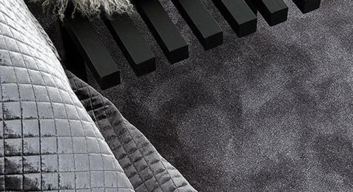 Mocheta de lux pentru dormitor gama SATIN