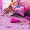 PRINCESS TALES - Mocheta roz pentru camera fetita gama DISNEY