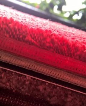 Mocheta pufoasa satinata pentru dormitor gama SATIN