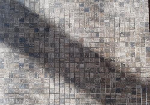 Mozaic ieftin pentru trafic intens. Mozaic Italia lichidare de stoc. Mozaic ieftin din ceramica portelanata.