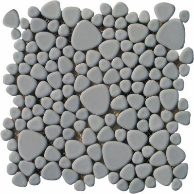 Mozaic din marmura alba - Silex Bianco 30 x 30 cm placa - BLISS ART DESIGN