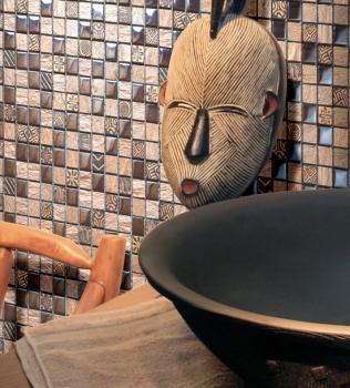 Mozaic din marmura si sticla gama JUNIOR