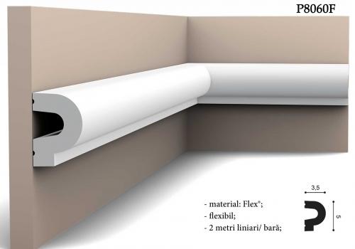 Bordura flexibila perete Orac Decor P8060F