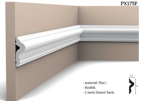 Brau flexibil pentru decorarea peretilor Orac Decor PX157F
