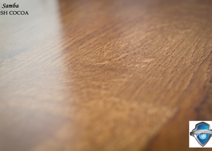Parchet din lemn triplustratificat FAG COCOA gama SAMBA