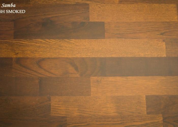 Parchet din lemn triplustratificat gama SAMBA productie TARKETT