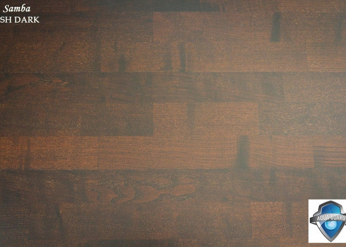 Parchet din lemn triplustratificat FRASIN INCHIS gama SAMBA productie TARKETT