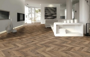 Parchet laminat 8mm gama Fishbone