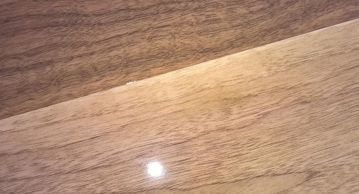 NOCE VIVA - Parchet laminat lucios KAINDL