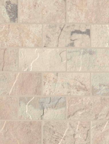 Placa decor gresie cu aspect de mozaic  WINTER BRICK