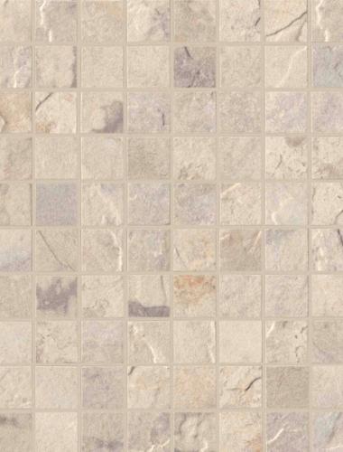 Placa decor gresie cu aspect de mozaic WINTER MOSAICO