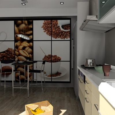 Recucere-pret-mozaic-ceramic-Satin-Traces-Charcoal-30x30-cm-Bliss-Art