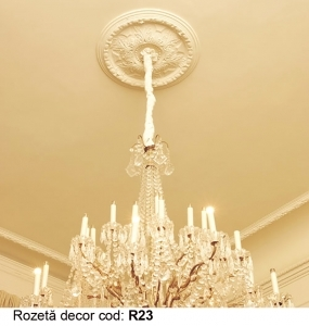 Rozeta-decor-pentru-tavan-si-perete-ORAC-cod-R23