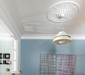 Rozeta-decor-pentru-tavan-si-perete-ORAC-cod-R64-ambient