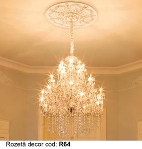 Rozeta-decor-pentru-tavan-si-perete-ORAC-cod-R64