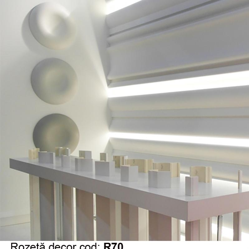 rozeta decor tavan si perete marca orac. Black Bedroom Furniture Sets. Home Design Ideas