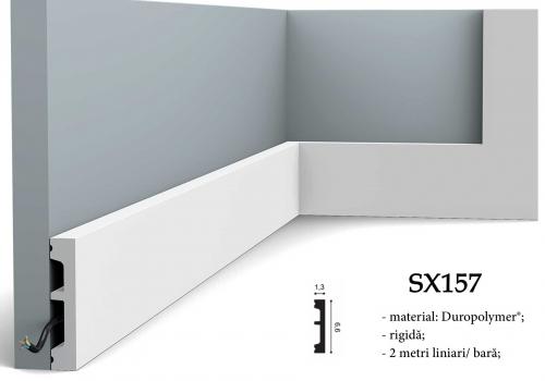Ancadrament canal cablu Orac Decor SX157