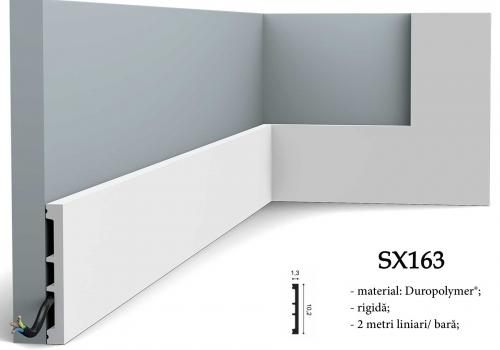 Plinta parchet Orac Decor SX163