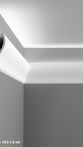 Scafa pentru lumina ambientala cod C371