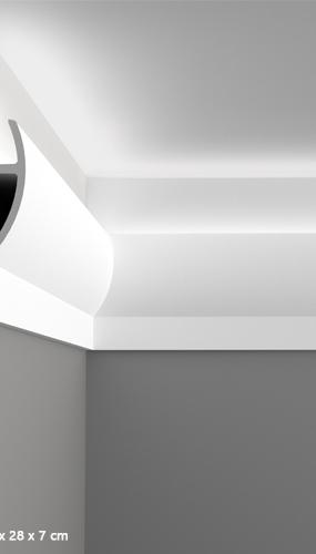 Scafa pentru lumina cod C372