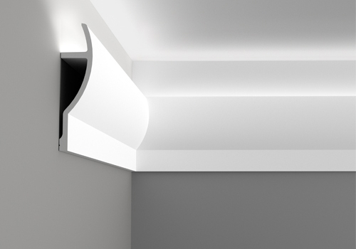 Scafa tavan lumina indirecta ORAC.
