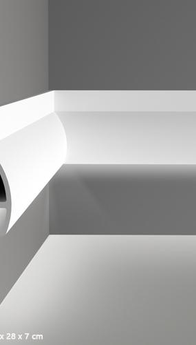 Scafa pentru lumina indirecta cod C372