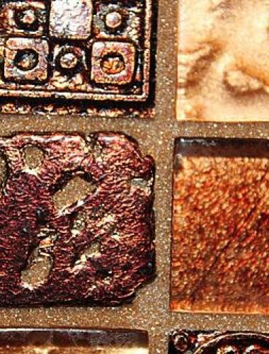 Scilipici pentru chit de rosturi mozaic Fuga-Glitter Kerakoll