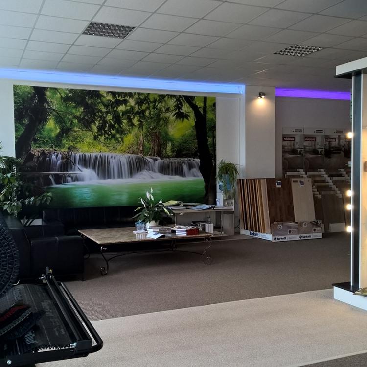 Showroom Bliss Art