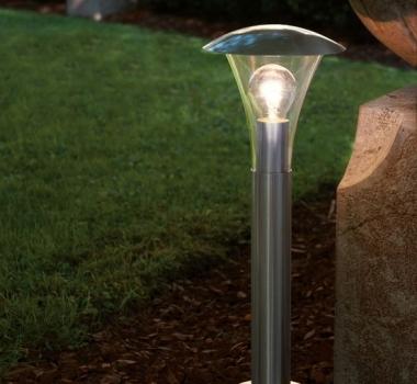 Stalp iluminat exterior curte si gradina 91405 LIVONI Eglo  - BLISS ART DESIGN -