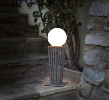 Stalp iluminat exterior curte si gradina  91702 KALEO  - BLISS ART DESIGN -
