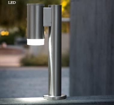 Stalp  lumina LED pentru exterior 92737 RIGA LED Eglo  - BLISS ART DESIGN -
