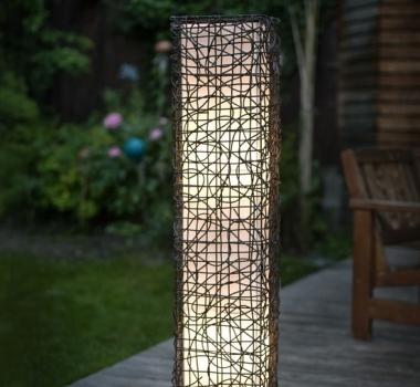 Stalp lumina exterioara curte si gradina 89562 SHUKO Eglo  - BLISS ART DESIGN -