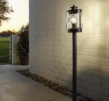 Stalp pentru lumina exterioara Hilburn 94844 Eglo - BLISS ART -