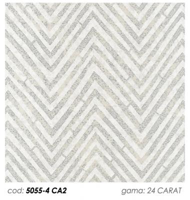 Tapet-alb-cu-argintiu-gama-24-CARAT-cod-5055-4-CA2